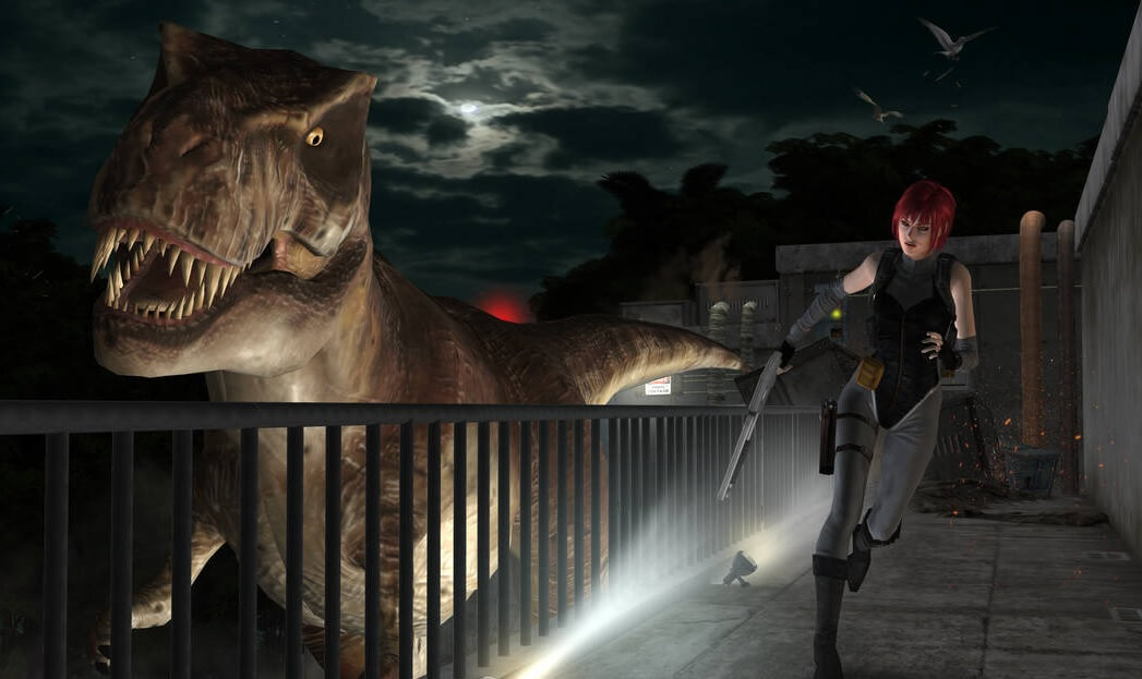 Dino Crisis Rebirth, Dino Crisis Remaster, использующий DirectX 9, теперь доступен для скачивания