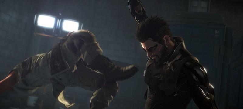 Изображение к Разработчики Deus Ex хотят добавить поддержку мультиплеера в свой движок