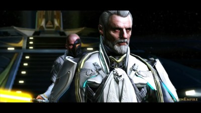 "Star Wars: The Old Republic ""Knights of the Fallen Empire - ""Hero""s Saga"" Trailer"""