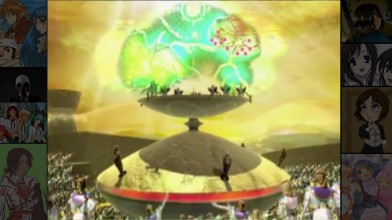 Grandia 2 - Все видеоролики! (Спойлеры!)