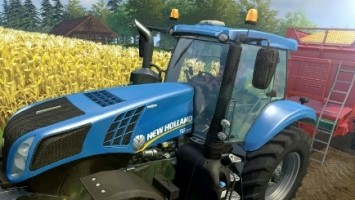 Новый трейлер Farming Simulator 15