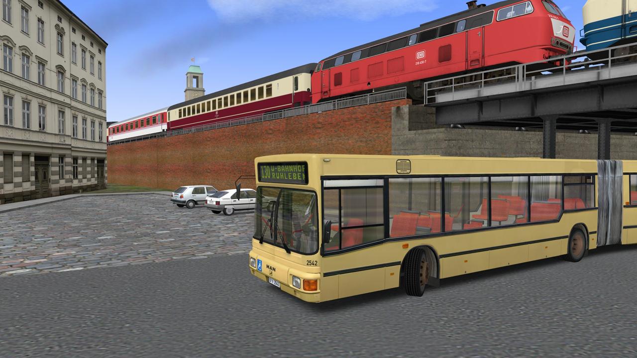 OMSI 2: Steam Edition - опубликована точная дата выпуска симулятора водителя автобуса