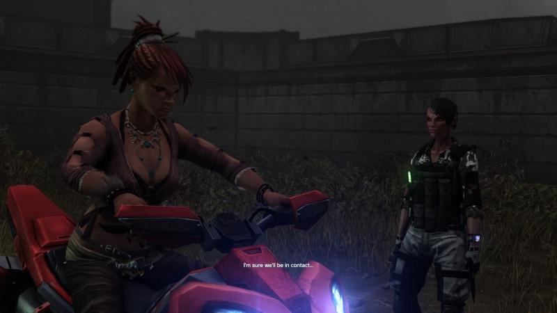 Да, это скриншот из обновленной Defiance, а не из игры пятилетней давности