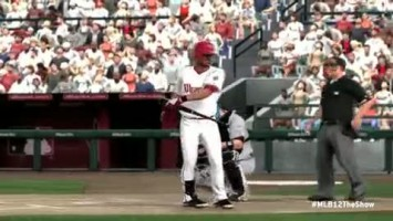 "MLB 12: Show ""First Look Trailer"""