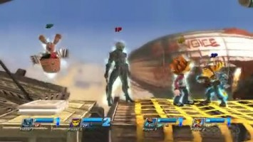 "PlayStation All-Stars Battle Royale ""Геймплей Raiden"""