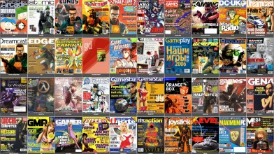 Valve Games Magazines Collection