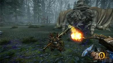 Monster Hunter Online - На следующей неделе в игре появится новое оружие