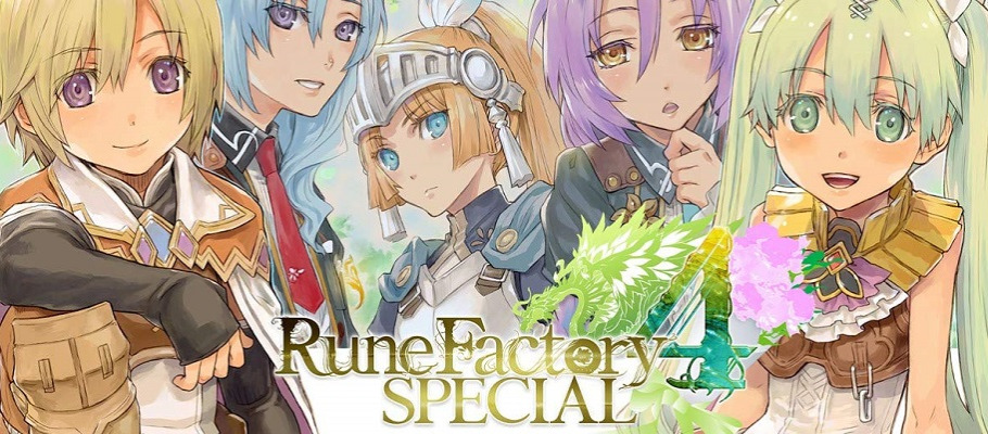 Опубликованы новые трейлеры переиздания Rune Factory 4 Special