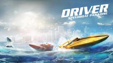 Driver Speedboat Paradise - Аркадная гонка на катерах для iOS и Android