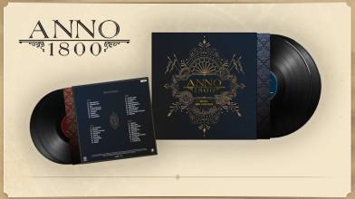 Саундтрек Anno 1800 выйдет на виниле