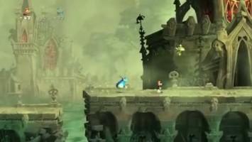 """Rayman Origins """"E3 Levels"""""""