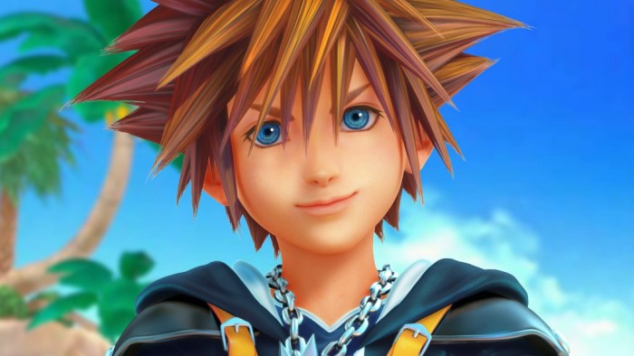 Sora из «Kingdom Hearts»