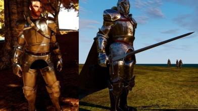 Camelot Unchained - Новые изображения, демонстрирующие броню и оружие