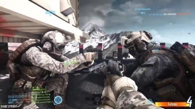 Battlefield 4 Случайные Моменты #109 (Окупаемость дефибриллятора!?)