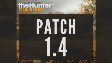 THEHUNTER: COTW - Patch 0.4