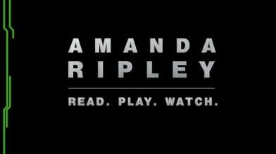 Тизер нового проекта об Аманде Рипли из официального твиттера Чужого