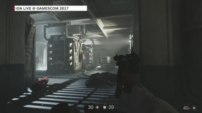 Геймплей Wolfenstein 2: The New Colossus с Gamescom 2017