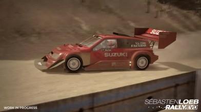 "SLRally EVO ""Pikes Peak Pack Suzuki Escudo PP"""