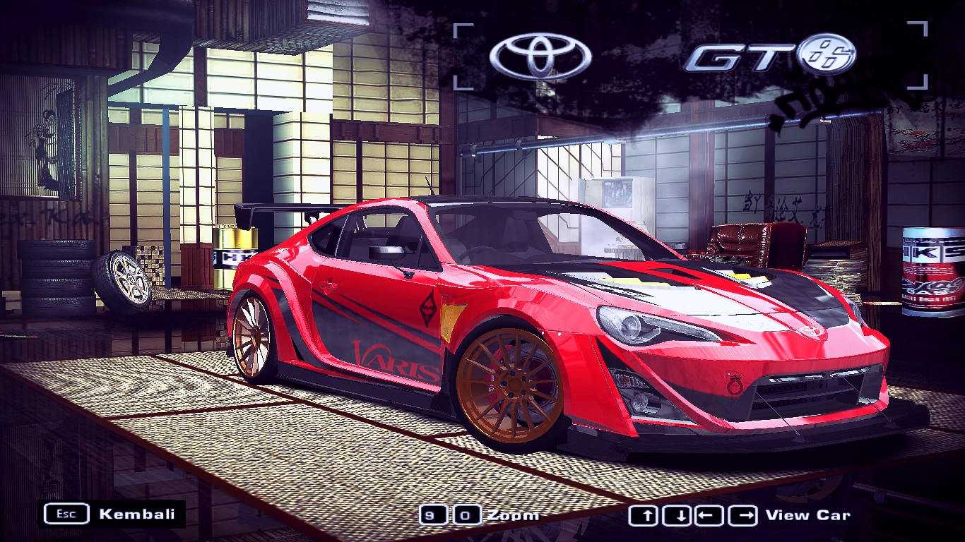 "Wallpaper Toyota Supra Sports Car Need For Speed: Need For Speed: Most Wanted (2005) ""Toyata GT86"
