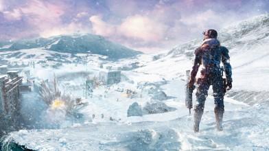 В Lost Planet 3 можно замерзнуть до смерти