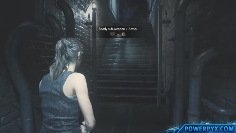 Resident Evil 2 Remake - достижение Приятного аппетита