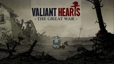 Valiant Hearts: The Great War вышла на Android!