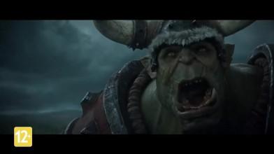 """Вступительный ролик Warcraft 3 Reforged с озвучкой из """"Reign of chaos"""""""