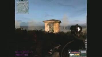 Reborn 2.50 S.T.A.L.K.E.R.:Clear Sky Рыжий лес. Геймплей