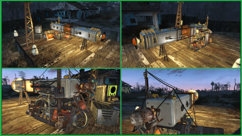 Fallout 4 моды и модификации MegaGame