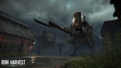 Iron Harvest достигла всех целей на Kickstarter