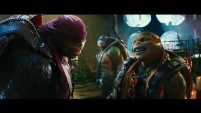 Официальная премьера дублированного трейлера к фильму «Черепашки-ниндзя 2»