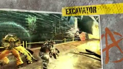 "Anarchy Reigns ""Fight to the Death Trailer"""