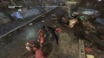 "Batman: Arkham City ""Open World: Fighting Gameplay"""