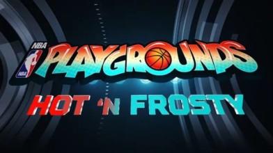 NBA Playgrounds скоро получит бесплатное обновление, комплект DLC Hot N' Frosty доступен уже сейчас