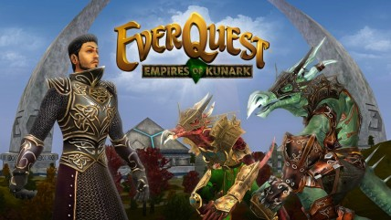 Дополнение Empires of Kunark для EverQuest