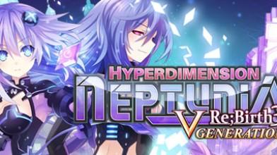 Hyperdimension Neptunia Re;Birth3 V Generation системные требования