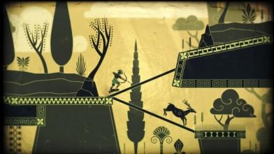 Apotheon о мифах Древней Греции выйдет на PS4 и PC в январе