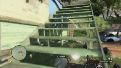 Far Cry 3 - GamesCom Footage Part 1
