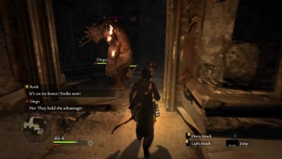 "Dragon's Dogma ""Dragon's Cena"""
