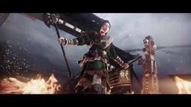 Новый трейлер Total War: Three Kingdoms посвящен воительнице