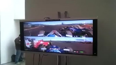 "F1 2011 ""Split-Screen Mode"""