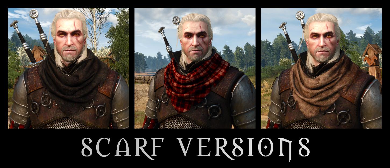 Броня Волко-медь для The Witcher 3: Wild Hunt - Скриншот 1