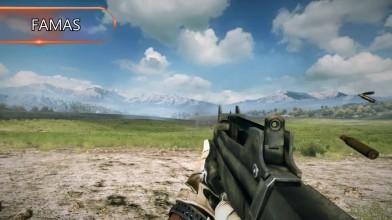 Battlefield 3 vs Project REALITY (сравнение звука оружия)