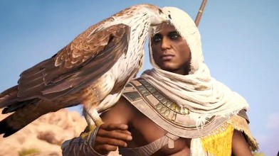 СИР: Assassin's Creed: Origins - Меджаи
