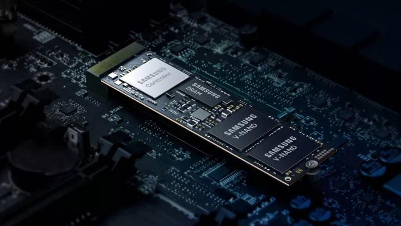 Samsung продемонстрировала SSD для шины PCIe 5.0