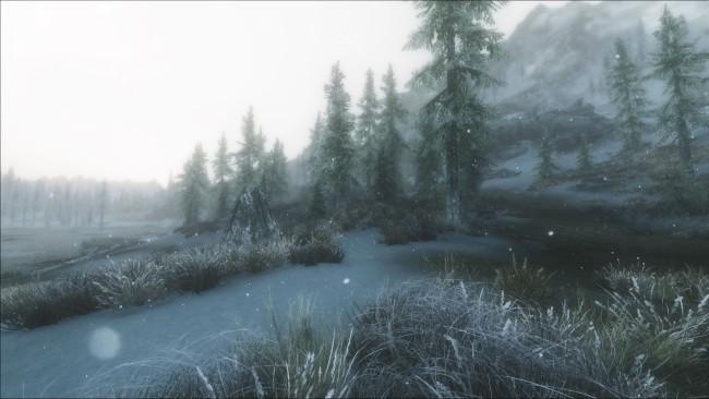 Штормовые дождь, снегопад и бури v3.1(по желанию, патч в архиве) -Объёмный туман
