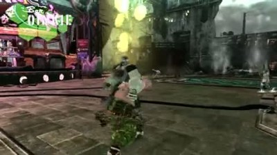 "Anarchy Reigns ""Oinkie Character Trailer"""