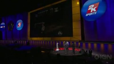 "NBA 2K12 ""E3 2011: Gameplay Demo"""