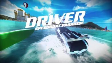 "Driver Speedboat Paradise ""Релизный трейлер"""
