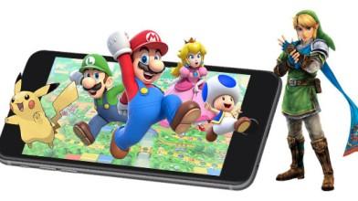 Первое приложение Nintendo для iOS может выйти на следующей неделе